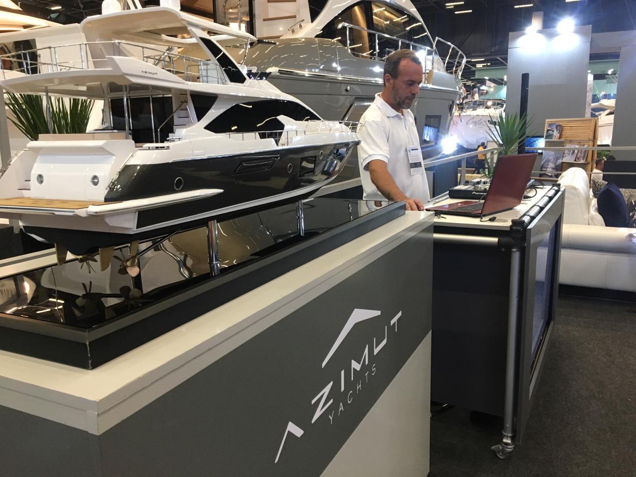 SP Boat Show/19 Azimut