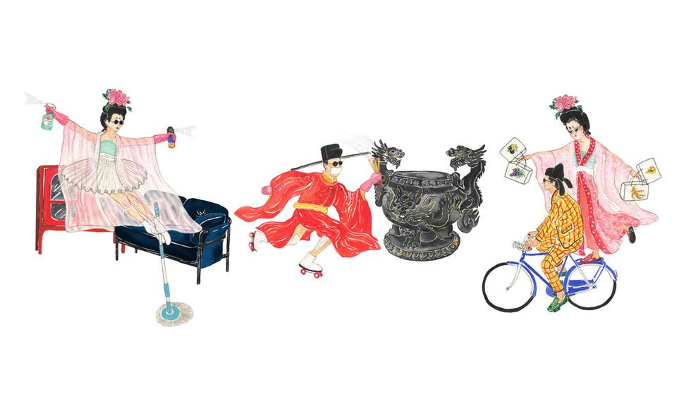 屈臣氏農曆新年視覺