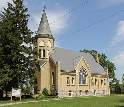 Cook's United Church