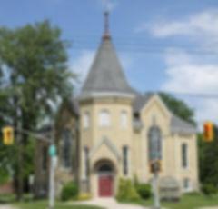 Mt.Brydges United Church