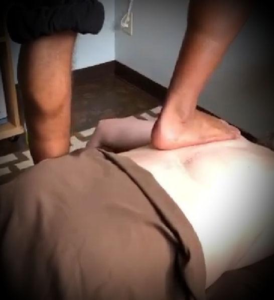 60min Ashiatsu Deep Barefoot Massage