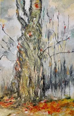 Rita BasuMallick_Bared_2019_01_Oil_Cotto