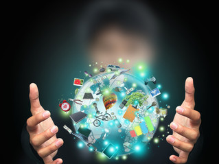 The digital world we live in- Marketing Online