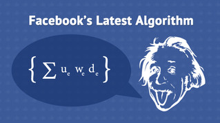 New Facebook Algorithm