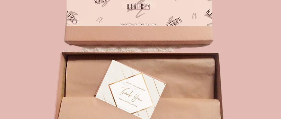B Lauren Brag Box