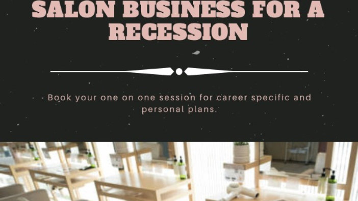 Preparing Your Salon Business for a Recession - ebook