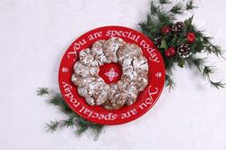 Candlelite Gingerbread Crinkles