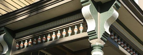 Ludington House architecture