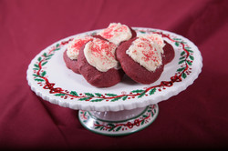 White Swan Inn Red Velvet Cookies