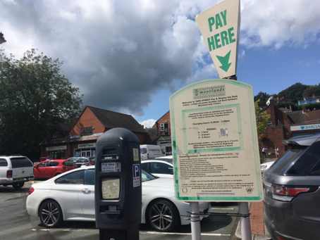 Public Opinion Wanted on how parking can be improved across the Staffordshire Moorlands