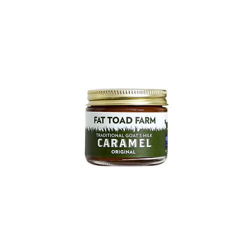 Fat Toad Farm Goats Milk Original Caramel  2 oz