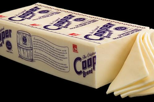 Coopers X Sharp Cheese PER POUND Minimum