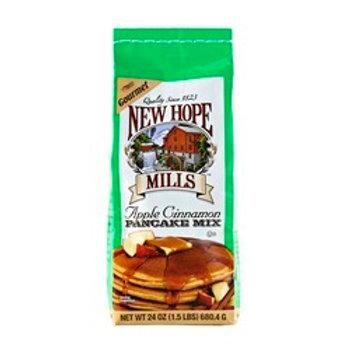 New Hope Apple Cinnamon Pancake Mix