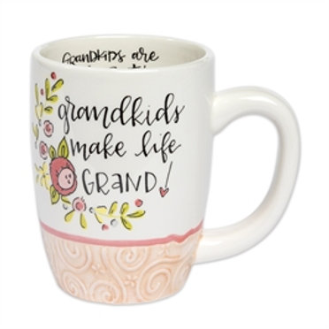 """""""GrandkidsAre Awesome"""" Mug"""