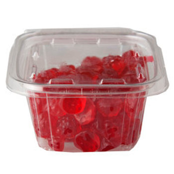 DV Gummi Red Raspberries   12 oz