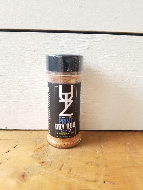 Utz Prime Dry Rub 5 oz
