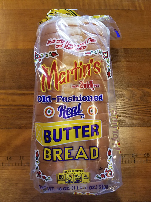 Old Fashioned Butter Bread