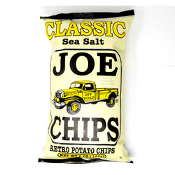 Joe Chips Classic Sea Salt  5 oz