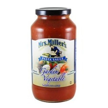 Mrs. Miller's Garden Vegetable Pasta Sauce