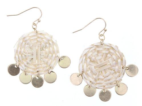 Jane Marie Wicker Good Earrings
