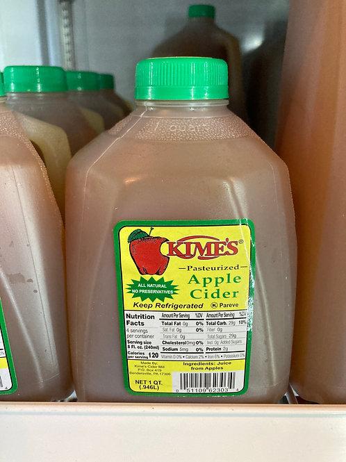 Quart Kimes Apple Cider