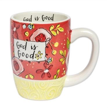 """""""God is Good"""" Mug"""