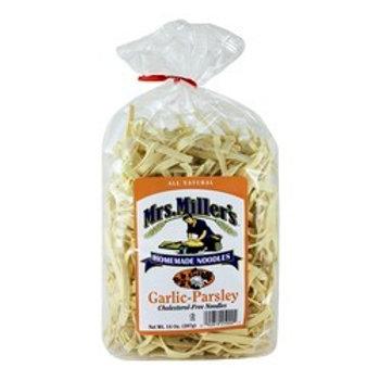 Mrs. Miller's Garlic-Parsley Noodles