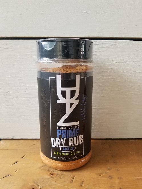 Utz Prime Dry Rub 14 oz