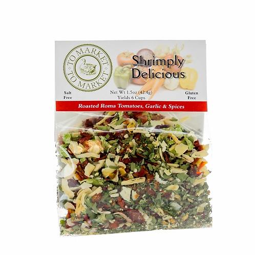 Shrimply Delicious Spread Mix