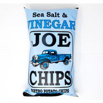 Joe Chips Sea Salt & Vinegar  5 oz