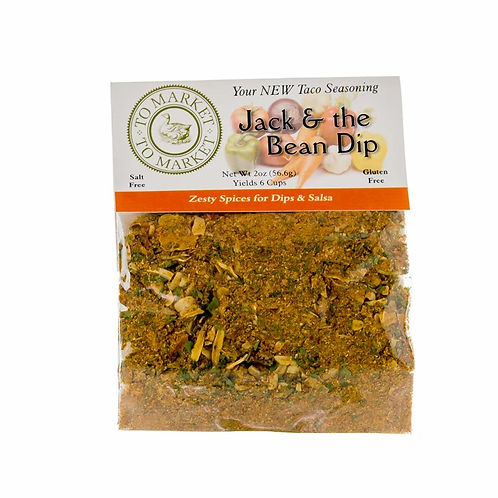 Jack and the Bean Dip Mix