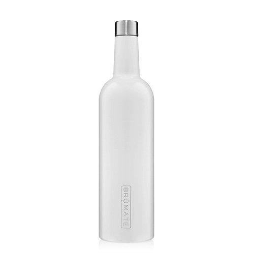 Brumate Winesulator Canteen 25 oz Ice White