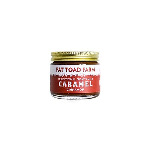 Fat Toad Farm Goats Milk Cinnamon Caramel  2 oz
