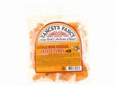 Buffalo Cheese Curds 8 oz