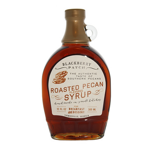 Blackberry Patch Roasted Pecan Syrup