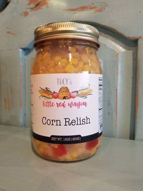Lucy's Corn Relish