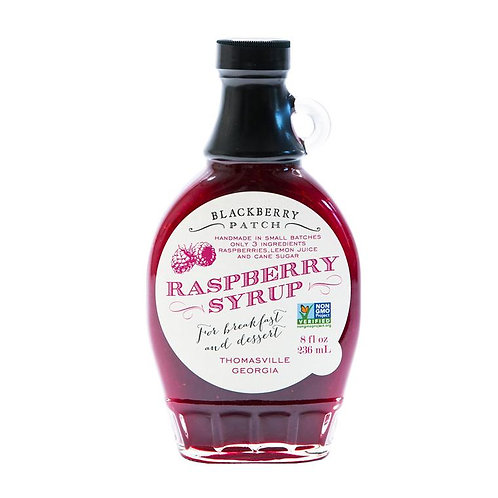 Blackberry Patch Raspberry Syrup
