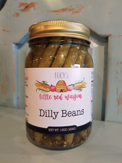 Lucy's Dilly Beans