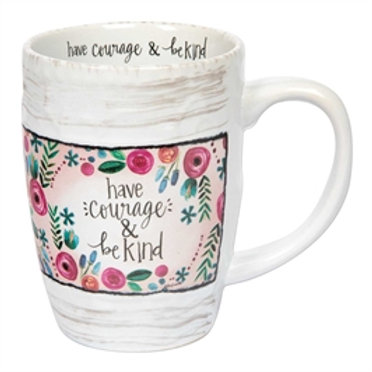 """Have Courage"" Mug"