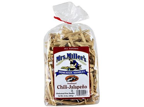 Mrs. Miller's Southwest Chili-Jalapeno Noodles