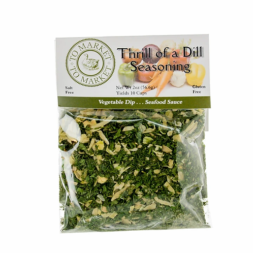 Thrill of a Dill Dip Mix