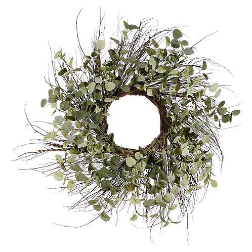 "25"" Eucalyptus Wreath"