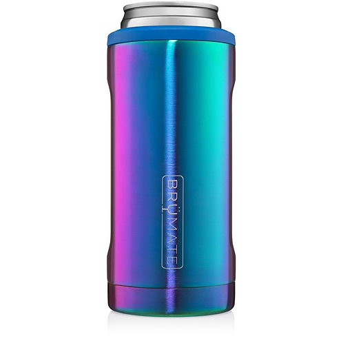 Brumate Hopsulator Slim 12 oz Rainbow