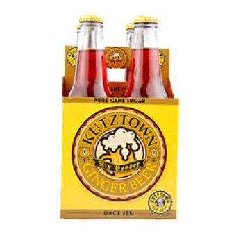 Kutztown Ginger Beer  4/pk