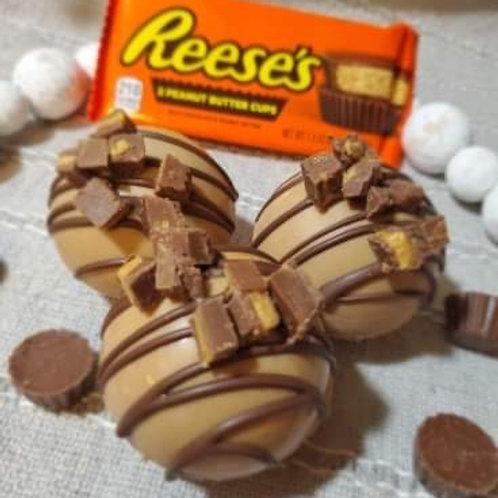 Reese's Hot Chocolate Bomb