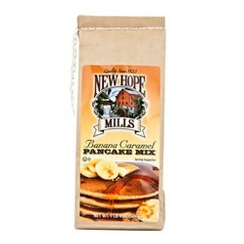 New Hope Banana Caramel Pancake Mix