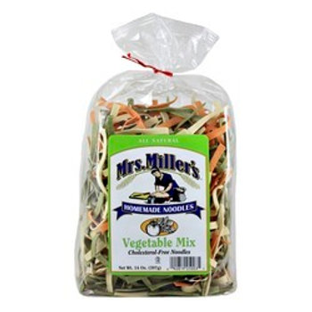 Mrs. Miller's Vegetable Mix Noodles