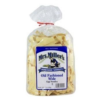 Mrs. Miller's Old Fashioned Wide Egg Noodles