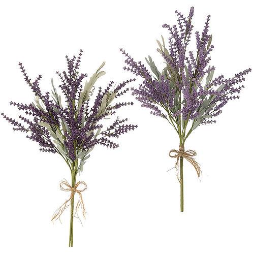 "28"" Artificial  Lavender Bundle"
