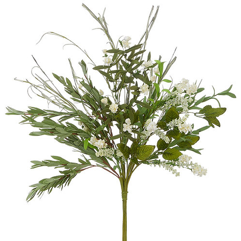 "32"" Artificial Mixed Herb Floral Bundle"